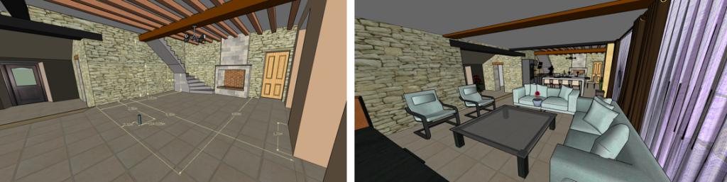Visualisation du projet