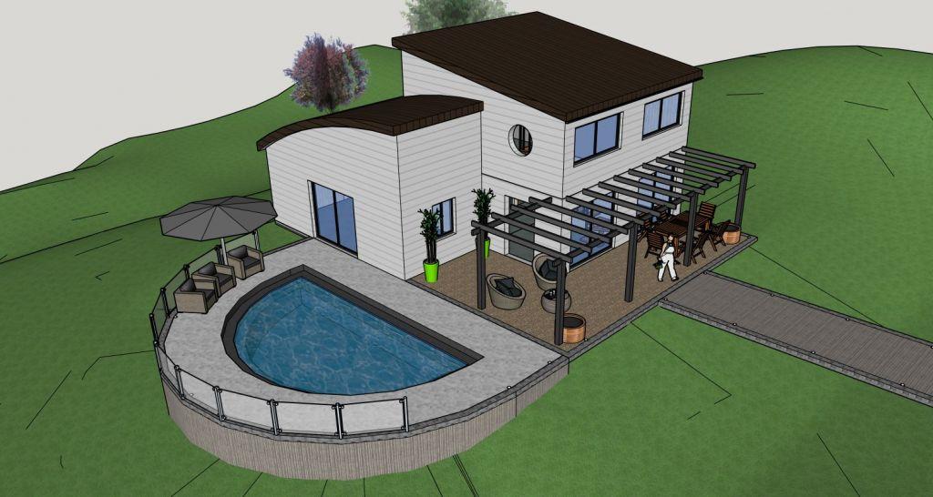 Visualisations 3D maison