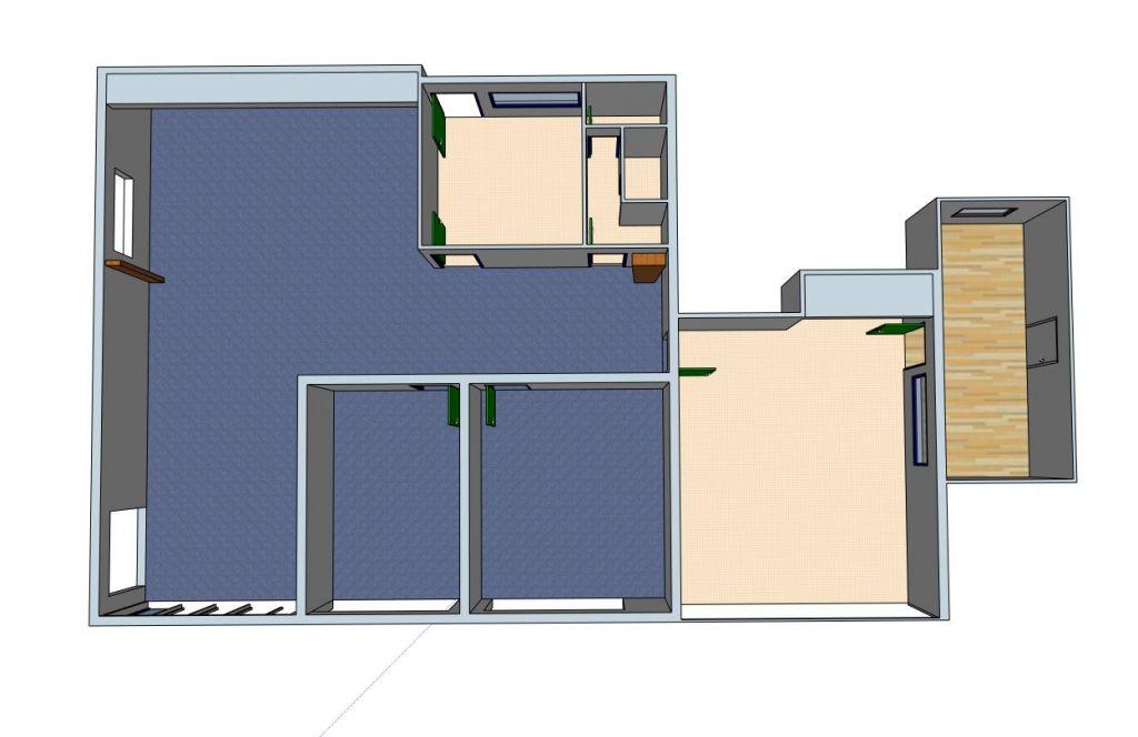 Visualisations 3D de bâtiments